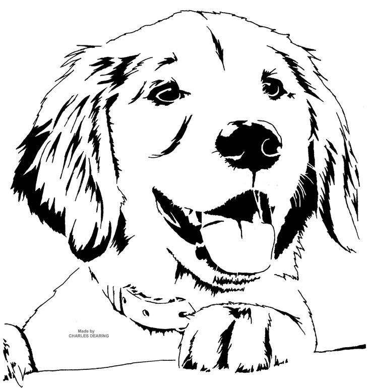 De 506 bedste billeder fra Stencil Animals på Pinterest