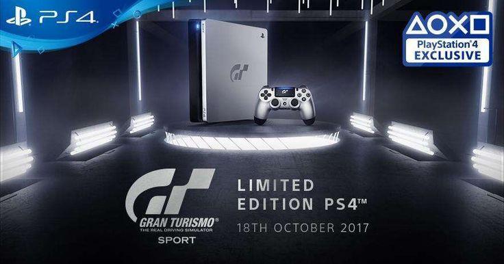 New PS4 Special Edition Features Gran Turismo Sport-Inspired Design https://www.gamespot.com/articles/new-ps4-special-edition-features-gran-turismo-spor/1100-6452751/?utm_campaign=crowdfire&utm_content=crowdfire&utm_medium=social&utm_source=pinterest