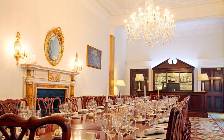 #Special Occasions & #Party #Venue #London | Chandos House #TerraceRoom