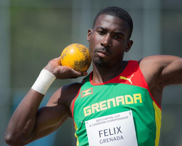 Grenada - Kurt Felix #grenadian #athletics #kurtfelix