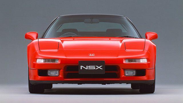 Un été au Japon  Honda NSX (1989-2005)