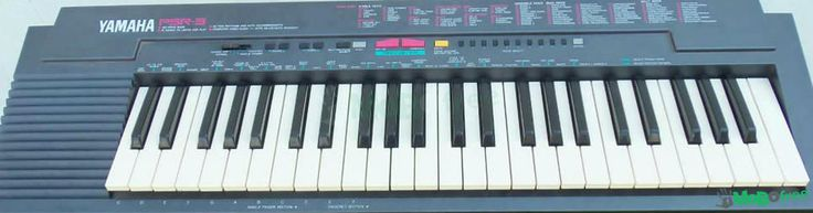 Yamaha PSR-3 49 key portable electric keyboard excellent working order