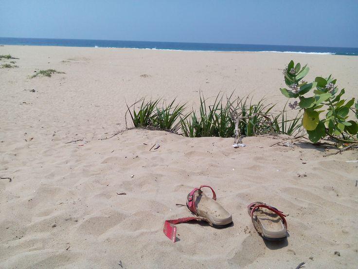 Ujung Genteng beach, Sukabumi- Indonesia