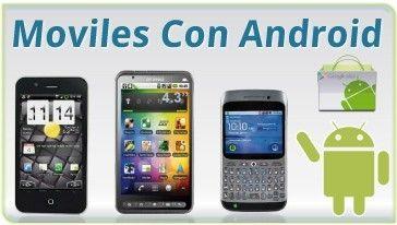 Teléfonos Libres Baratos. Sistema operativo Android desde 99€