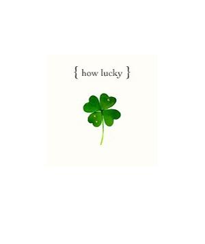 st. pat card #irish
