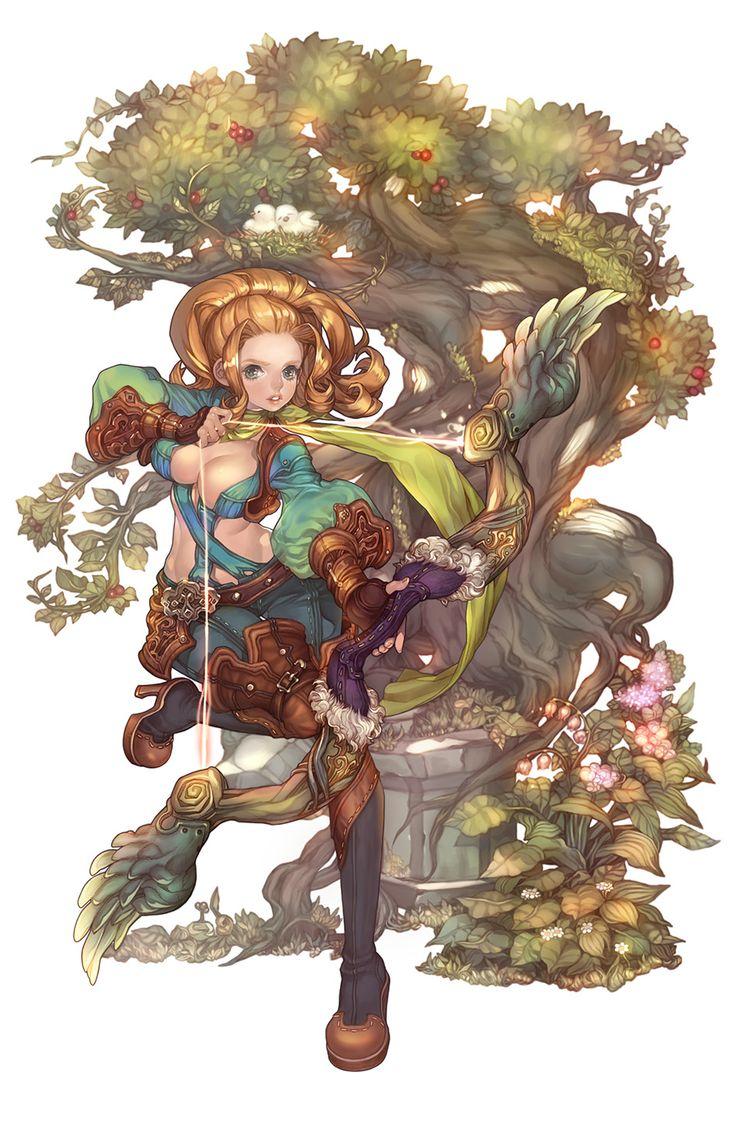 Maggi An Jeong-won (안정원) [Tree of Savior International Wiki] oomaggioo.co.kr/