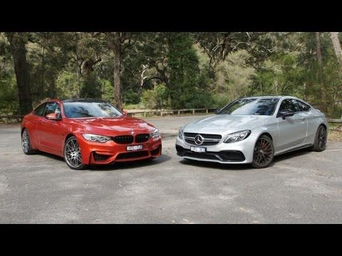 BMW M4 vs AMG 63s Review