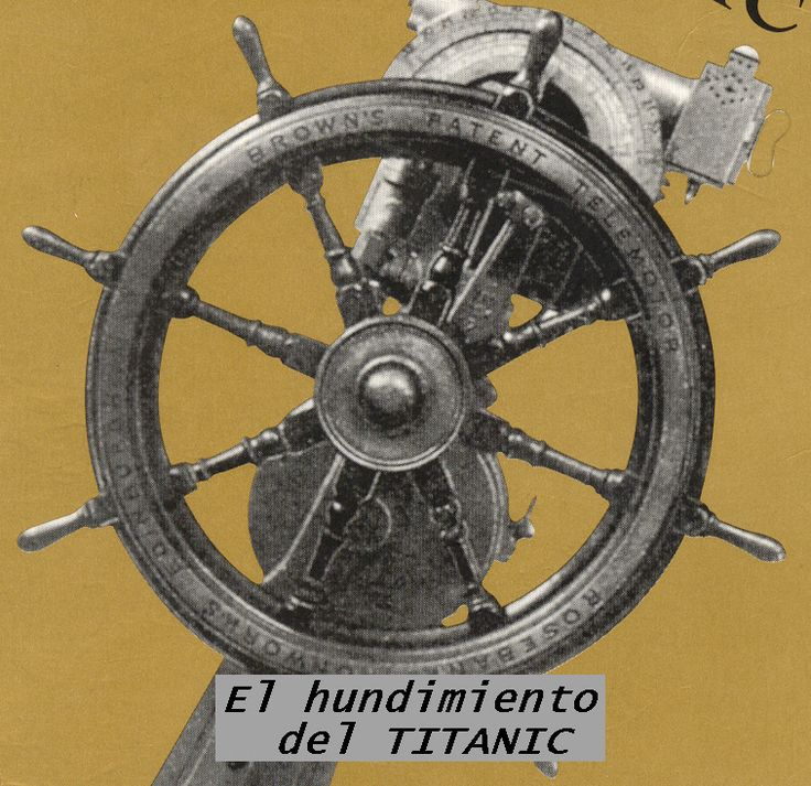 Teatro adultos. Escuela de Arte DRamático de Valladolid. El hundimiento del Titanic. Junio, 2005
