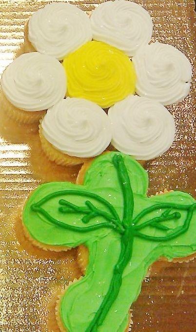 cupcake cake....