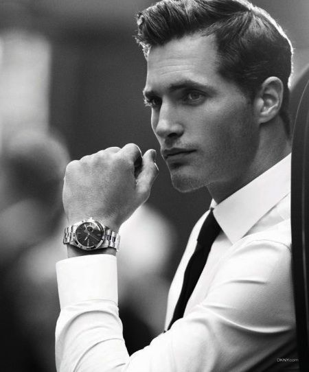 mensfashionworld: DKNY F/W 2013 Watches Campaign