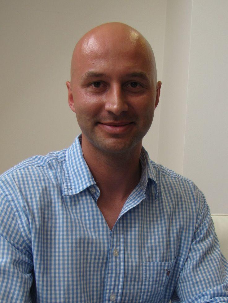 Výživový poradca a kondičný tréner Jiří Benda.