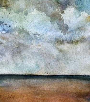 Igor Pose 'Northern Seascape'. 2016