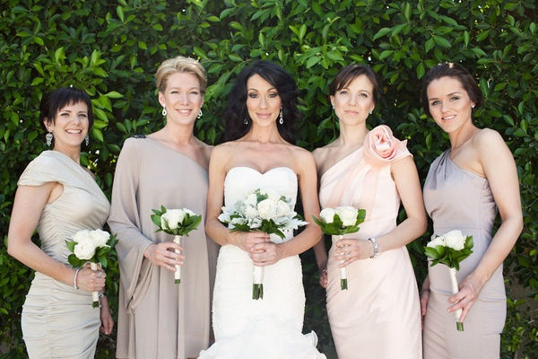 Short Beige Lace Bridesmaid Dresses: 17 Best Ideas About Beige Bridesmaid Dresses On Pinterest