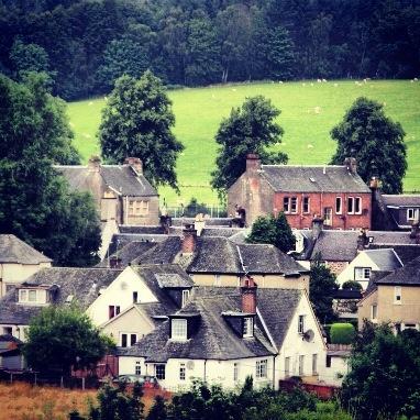 Village of Doune, Scotland