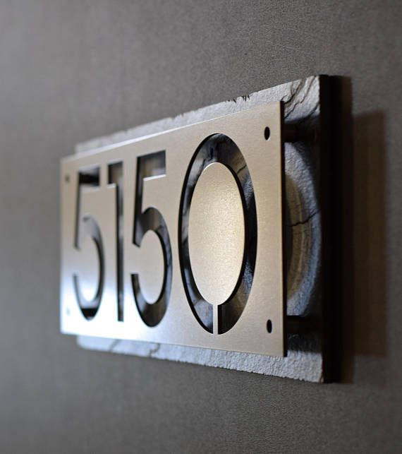 les 25 meilleures id es de la cat gorie plaque d 39 adresse sur pinterest diy maison nombre. Black Bedroom Furniture Sets. Home Design Ideas
