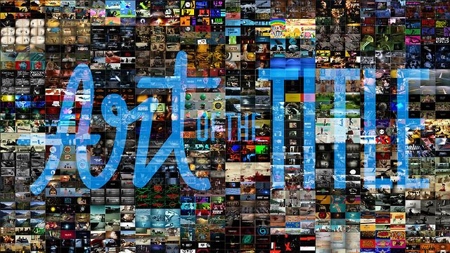 """A Brief History of Title Design by Ian Albinson. Presentation video for the SXSW """"Excellence in Title Design"""" competition screening."""
