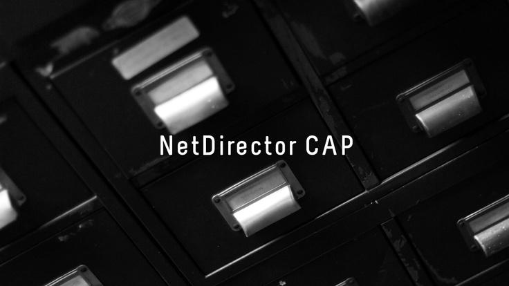 NetDirector CAP