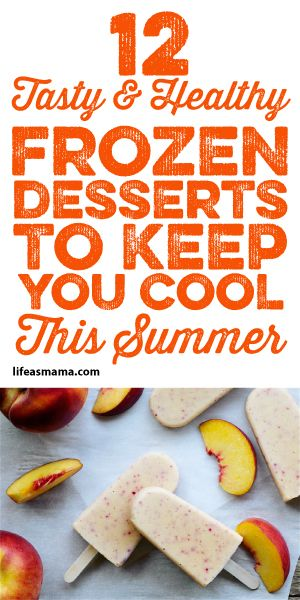 12 Tasty & Healthy Frozen Desserts To Keep You Cool This Summer
