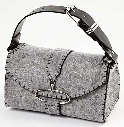Handbag Purse DIY Complete PATTERN  and TUTORIAL