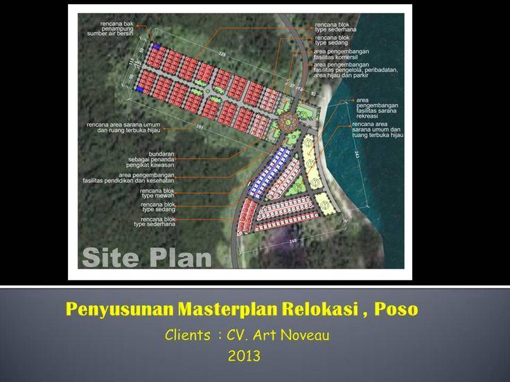 Masterplan Poso