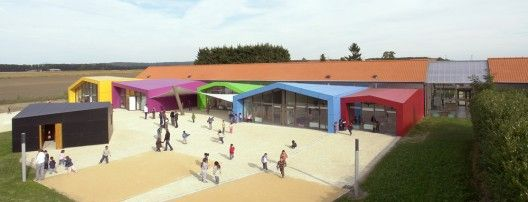 Children's Recreation Centre / AIR Architecture