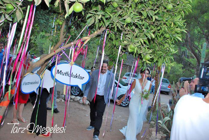 DIY Wedding Details on my blog>> #wedding #diywedding #olympos #countrywedding #bohem #bohowedding