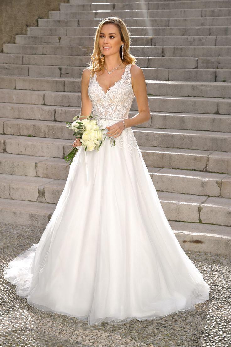Ladybird 2019 Brautkleid 319015 Brautmode Kleid Hochzeit Und