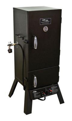 Masterbuilt Sportsman Elite 30'' Two-Door Propane Smoker