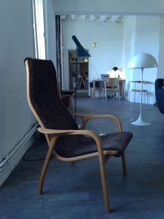 Lamino armchair (Swedese)