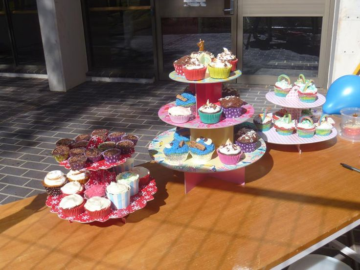 RSPCA supporter Naomi and UNE Business School helped raised over $300 for Cupcake Day http://www.rspcacupcakeday.com.au/