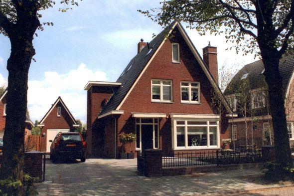 mooi ontwerp jaren 30 huis