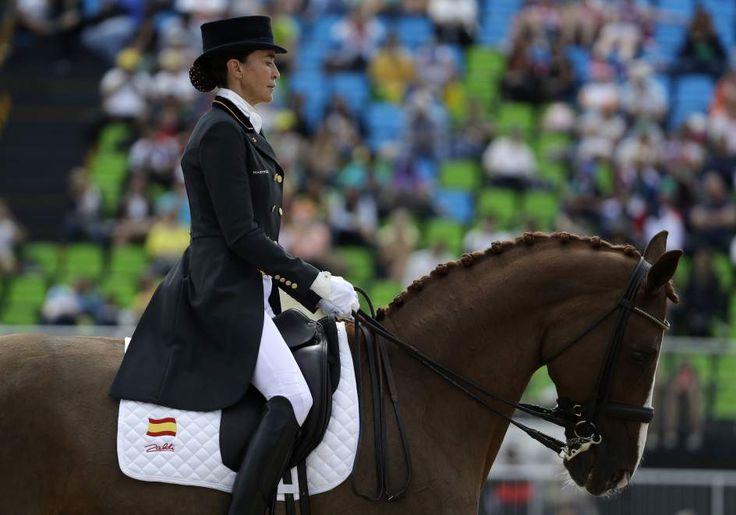 Beatriz Ferrer Salat en los Juegos Olímpicos Río 2016 - Las mejores fotos de los…