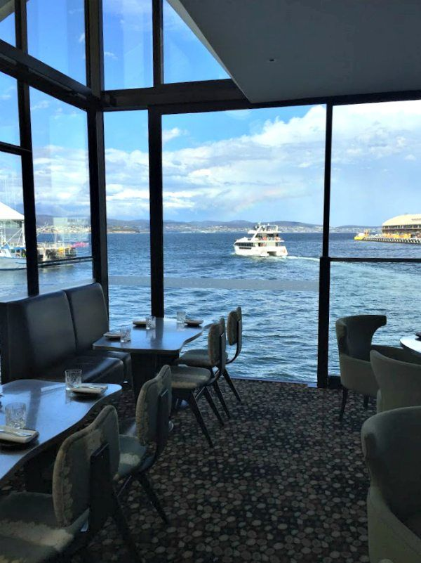 The Gl House Article And Photo For Think Tasmania Hobart Drinks Tail Restaurants Waterfront Views Cheese Wine Coffee