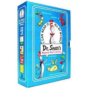 Dr. Seuss's Beginner Book Collection $26