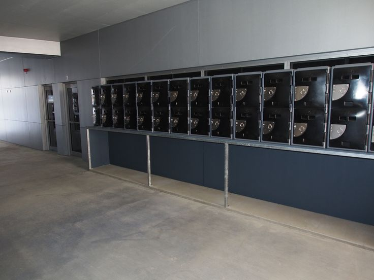 Class Room Lockers - St Augustine's College, Cairns.