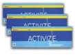 Activize 1-Day 90 Pack - Activize 1-Day contact lenses are easy-to-fit, daily disposable lenses designed for use in the correction of myopia and hyperopia.