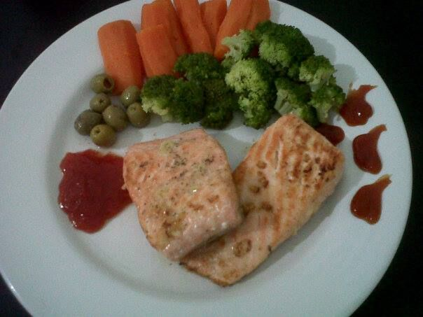 Salmon Steak...mauuuu???