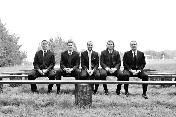 rustic benches? @Erika Ralston: Farms Wedding, Groomsmen Pictures, Groomsmen Pics, Rustic Benches, Real Wedding, Families Photography, Grooms And Groomsmen, Events Ideas, Photography Dreams
