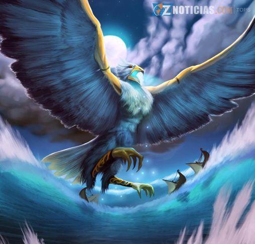 Las 10 fascinantes aves mitologicas – LOQUENOSABIAS.NET – Lo Mejor en Actualidad & Entretenimiento
