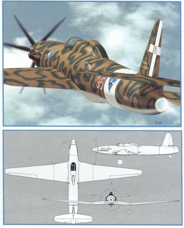 Possibile caccia di livello VIII premium - Velivoli Italiani - World of Warplanes European official forum
