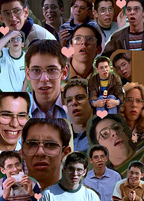 i feel like instead of being the girl with the boy band posters on her wall, i'd be the girl with bill haverchuck posters.