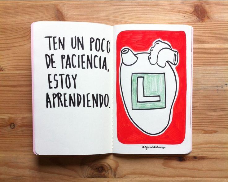 Aprendiendo... (Alfonso Casas)