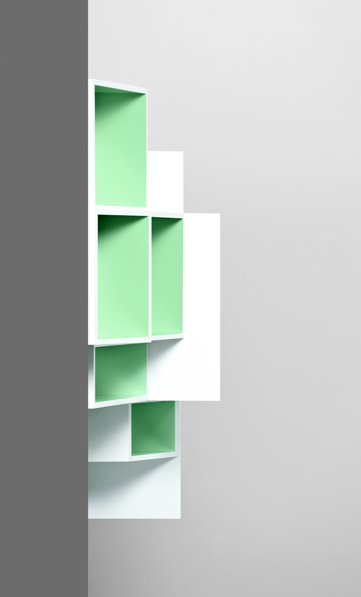 Lovely SheLLf Bookcase By Ka Lai Chan For Kristalia #bookcase | Bookcase |  Pinterest | Shelves Idea