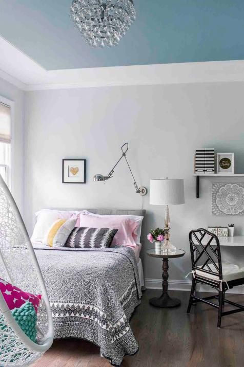 Teenage Bedroom Color Schemes Pictures, Options  Ideas Bedroom - Teen Room Decorating Ideas