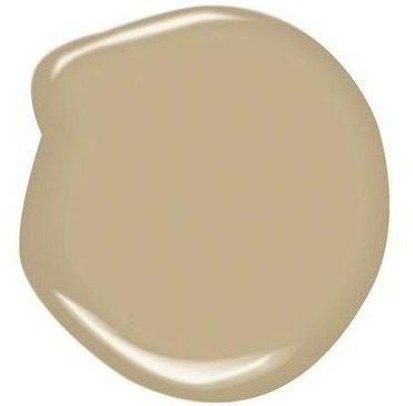 Pottery Barn color Benjamin Moore - Huntington Beige