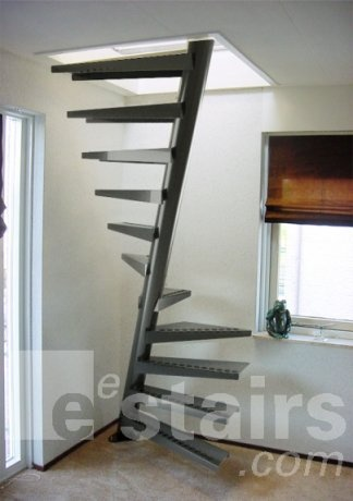 Space saving stairs What a fab idea!