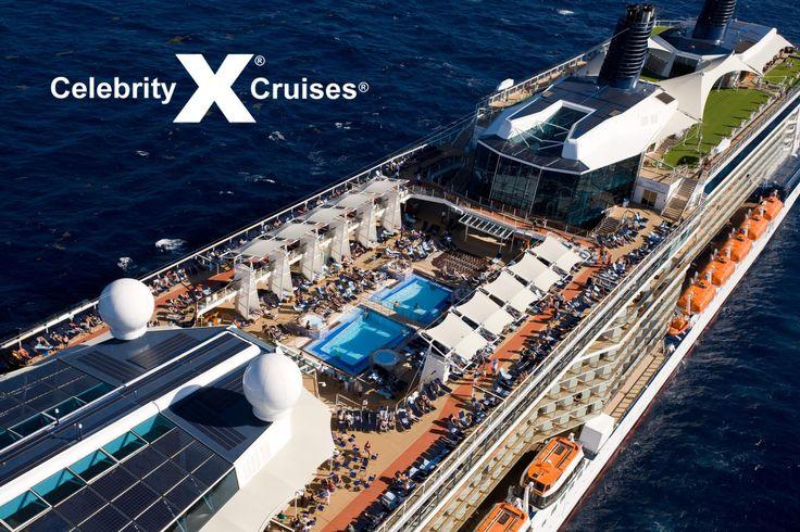 Enjoy a getaway on board #CelebrityCruises. www.cruisesbycharly.com #travel #vacation #cruise #luxurytravel #celebritycruises