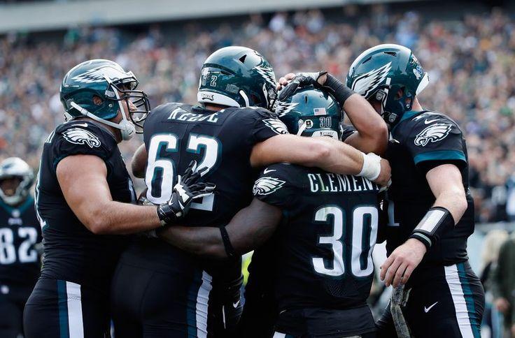 Philadelphia Eagles have a stranglehold on NFC East