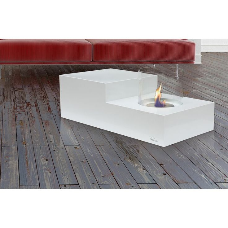Ayanna Bio-Ethanol Fireplace in 2020 | Ethanol fireplace ...