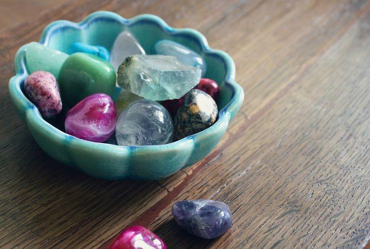 Cristaux et pierres: Les empathes sont les personnes les plus sensibles à…